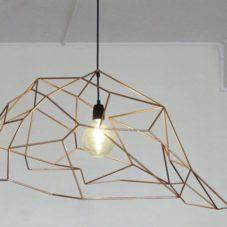 Lustre à géométrie aléatoire
